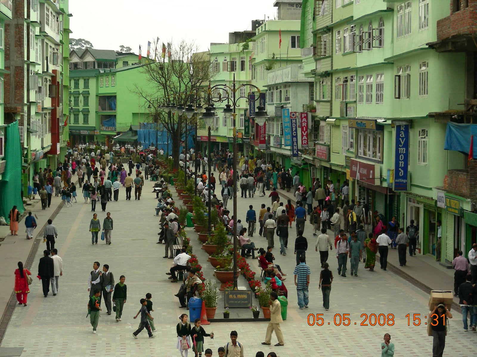 Gangtok Mg Road